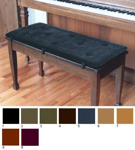 Piano Bench Cushion Pad